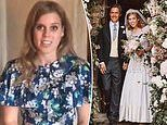 Princess Beatrice reveals her secret wedding was 'so much fun' as she opens up about summer nuptials