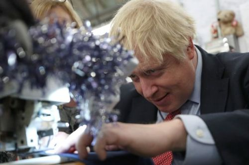Boris Johnson refuses to do election interview with ITV's Julie Etchingham