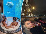 Rich kids Instagram show how they deal with the post-break slump