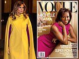 Trump fans slam magazines like Vogue over lack of Melania covers