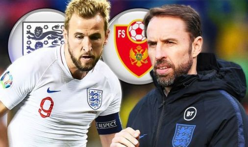 England vs Montenegro LIVE: Team news and line ups confirmed, Southgate makes changes