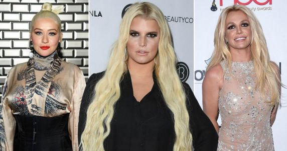Jessica Simpson felt 'pushed' to compete with Britney Spears and Christina Aguilera, but insists: 'There's so much room at the top'