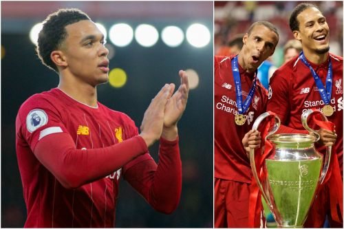 "Trent on Liverpool's best all-round midfielder and the ""strange"" underrating of Joel Matip"