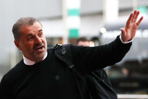 Ange Postecoglou reveals Celtic title race 'feeling' as he concedes points can't be dropped