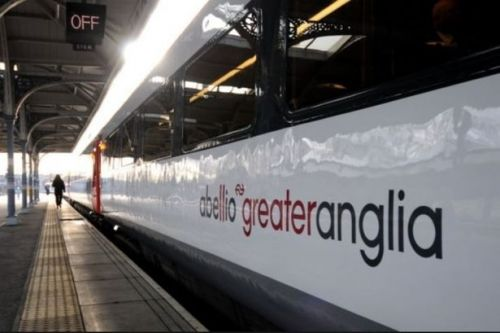 Man 'killed by overhead power lines after climbing on train' at Norwich station