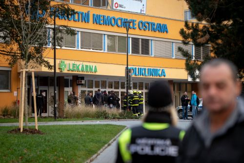 At least six dead after gunman opens fire in hospital
