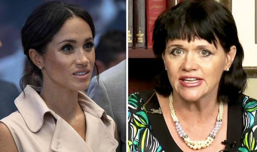 Meghan Markle's half-sister launches furious attack on Duchess: 'If dad dies it's on YOU'