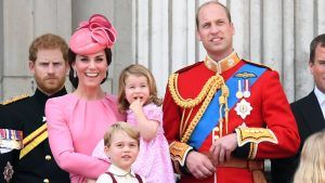 Why Prince William is worried about Prince George's future