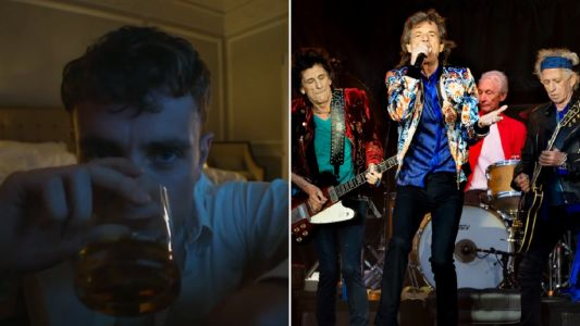 Normal People's Paul Mescal downs whiskey in Rolling Stones' music video teaser