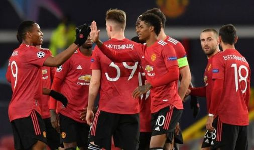 Man Utd player ratings vs RB Leipzig: One star flops as Rashford hits hat-trick in 5-0 win