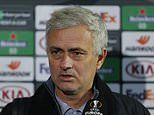 Mourinho says keeping Tottenham top is more important than bragging rights ahead of Arsenal clash