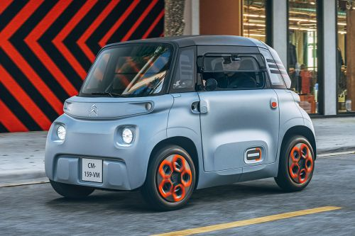 New all-electric Citroen ami city car revealed