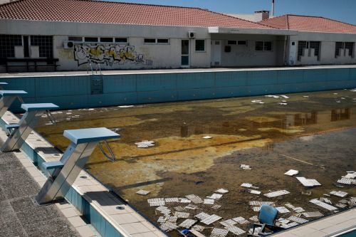What abandoned Olympic venues from around the world look like today
