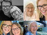 Rebecca Gibney urges her followers to stay home as she shares photos of her vulnerable loved ones