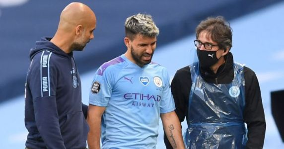 Pep Guardiola offers straight bat to talk he's wanted back at Barcelona