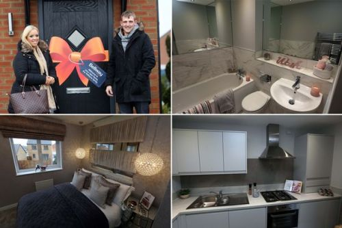 Inside gorgeous home Ant and Dec gifted to a family following their heartache