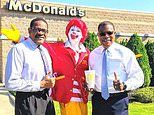 Black McDonald's franchise owners file lawsuit against the fast food giant
