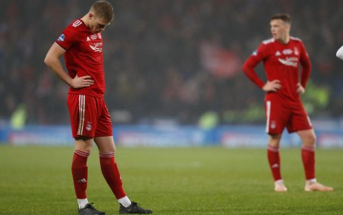 Aberdeen players apologise for 'error of judgement' after bar visit results in positive Covid tests and match postponement