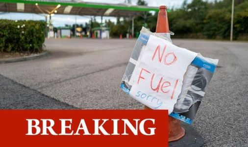 UK fuel crisis: Competition laws suspended as petrol shortages spiral across Britain