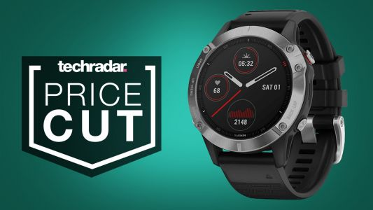 Cheap Garmin deal: save over £100 off the powerful Fenix 6 right now