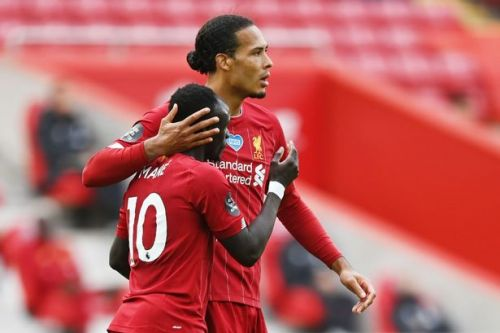 Mane adds to impressive record in lacklustre Liverpool's win over Villa