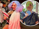 Rita Ora shares new behind the scenes snaps from her How To Be Lonely music video