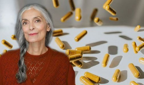 Best supplements for the over 50s: Vitamin D and B12 are needed by the body