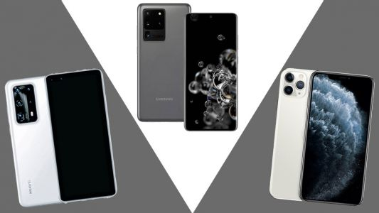 Huawei P40 Pro Plus vs Samsung Galaxy S20 Ultra vs iPhone 11 Pro Max: the showdown