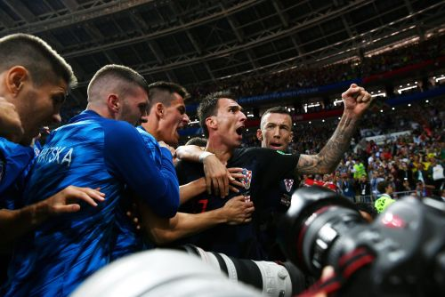 Croatia is mercilessly trolling England and English soccer after knocking them out of the World Cup in heartbreaking fashion
