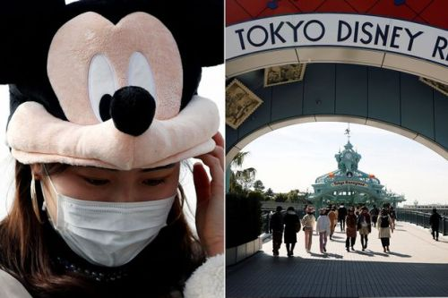 Disneyland Tokyo closes over coronavirus fears after more than 200 infected in Japan