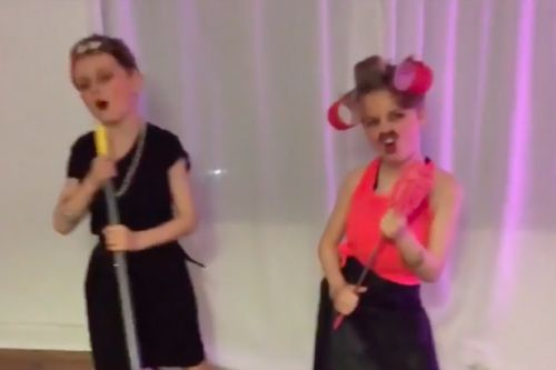 Scots school pals in lockdown re-create Queen hit in spoof music video