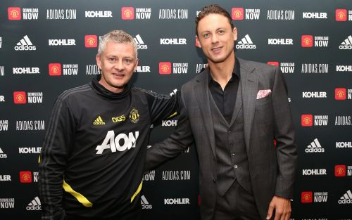 Nemanja Matic signs new three-year Manchester United contract
