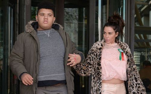 Katie Price To Move Son Harvey Into Residential College: 'It Breaks My Heart'