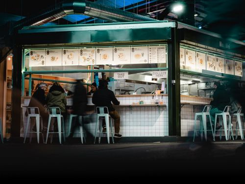 Singapore-Inspired Mei Mei Brings Evening Dining to Borough Market