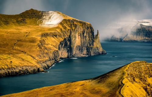 It's Iceland meets New Zealand - the stunning archipelago that is often overlooked