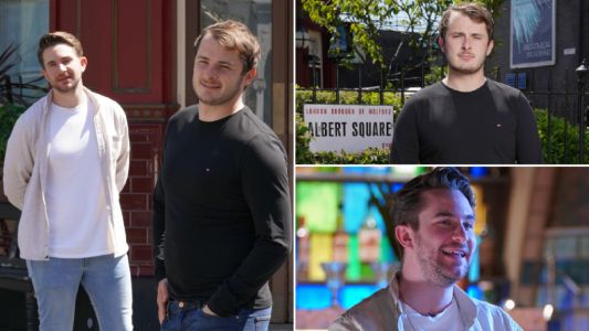 EastEnders spoilers: 8 new images tease Max Bowden and Tony Clay's Secrets From The Square special