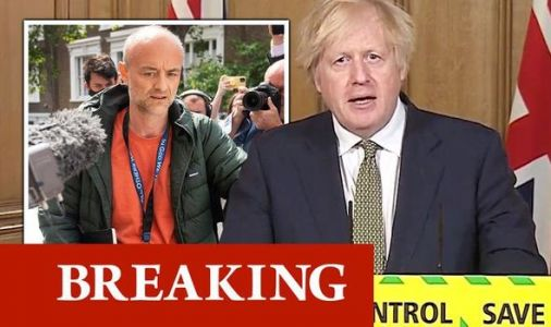 Boris backs Dominic Cummings after sacking calls 'he acted legally and with integrity'