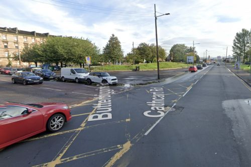 Police race to Glasgow's Cathcart Road after incident leaves two men injured