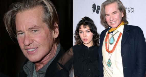 Val Kilmer's daughter 'respects' star's decision to try and fight off cancer without going to doctors