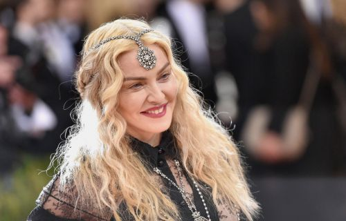 Madonna donates $1million to help find coronavirus cure as she praises healthcare staff