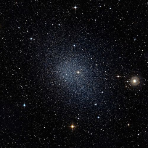 Small black holes in colliding dwarf galaxies may be source of gravity waves