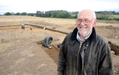 VIDEO: Secrets emerging from mysterious Pictish burial ground near Muir of Ord