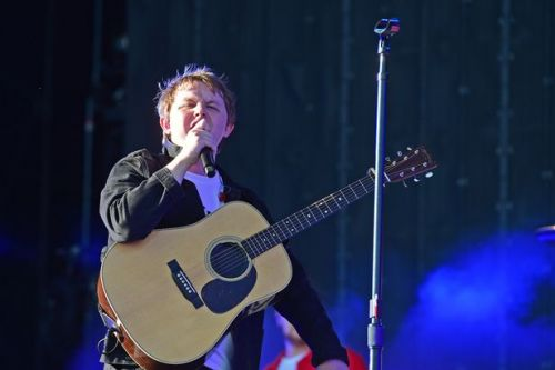 Lewis Capaldi celebrates Someone You Love selling three million copes then dedicates TRNSMT performance of song to teen who took his own life
