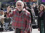 Billy Connolly opens up about Parkinson's Disease on Chris Evans radio show