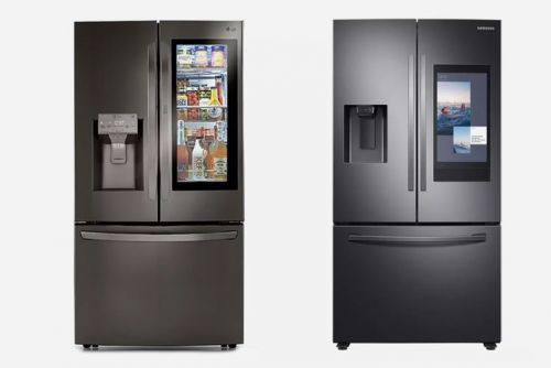 Samsung's AI-powered smart fridge suggests meals and tells you to restock