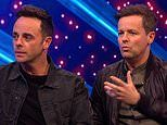 Ant and Dec admit they're nervous about the return ofSaturday Night Takeaway