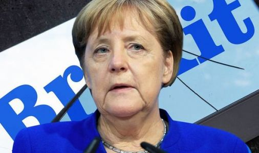 Angela Merkel's Achilles' heel exposed: Why Brexit is breaking Chancellor's EU role apart