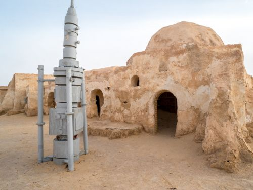 10 'Star Wars' locations you can actually visit in real life