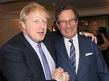 Johnson 'asked ministers to review gambling laws after Downing Street party with Tory donor'