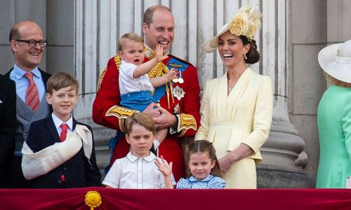 Prince William reveals the unusual activity George, Charlotte and Louis did over half-term